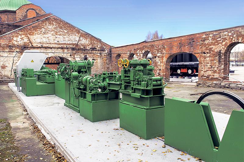 трубоэлектросварочный агрегат (ТЭСА) 6-32